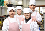 施設厨房委託運営